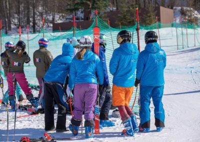 Alyeska Ski Club Juniors - Photo Credit: Jennifer Aist
