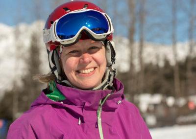 Alyeska Ski Club Volunteers / Photo Credit: Jennifer Aist